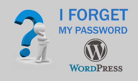 Cara Mudah Mereset Password WordPress
